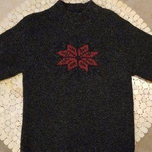 Timberland Handknit Wool Sweater